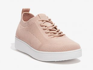 Rally Knit Sneaker blush